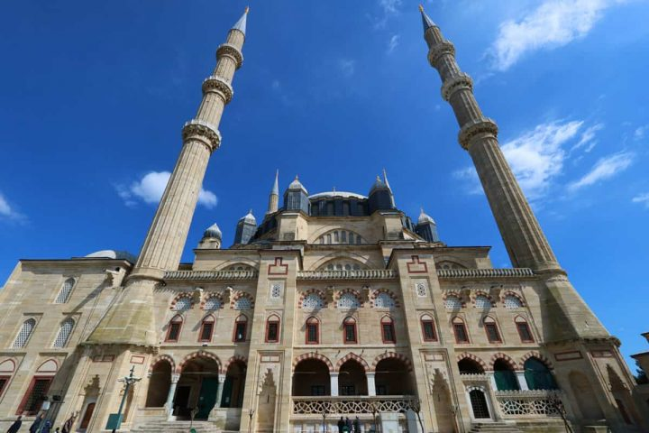 Selimiye-Mosque-Edirne-Turkey (1)